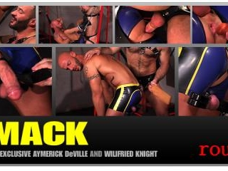 Smack: Scene 1: Aymeric DeVille & Wilfried Knight