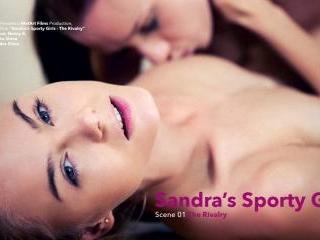 Sandra\'s Sporty Girls Episode 1 - The Rivalry
