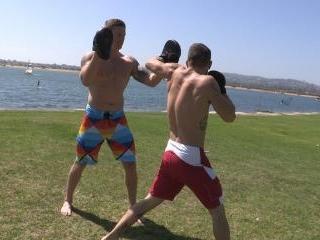 Jimmy & David: Bareback