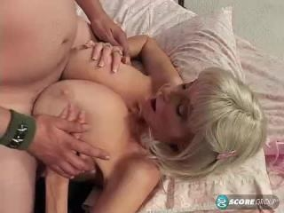 Dee Dee Deluxx in Dee Dees Giant Tits