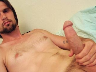 Hung Nolan Balls-Deep In A Fleshlight! - Nolan