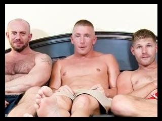 Matt Stevens, Peter Fields & Scott Riley - Intervi