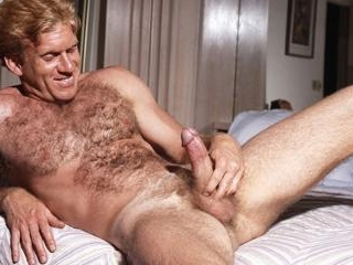 HAIRY CHESTED MEN - Rowdy Nash