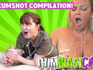 Epic Cumshot Compilation