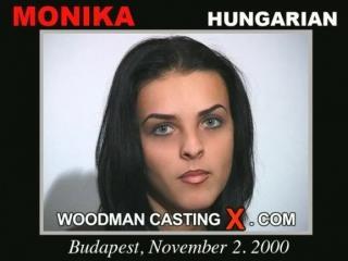 Monika casting