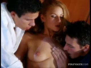 Julia Taylor, Nicole and Sandra Iron in This wife
