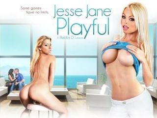 Jesse Jane Playful