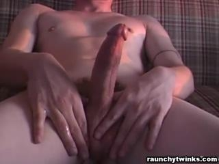 Gay Twinks POV Blowjob