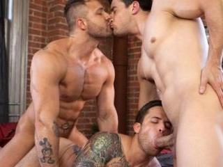 Austin, Chris & Jordan