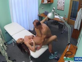 Lesson of Fucking For a New Student!