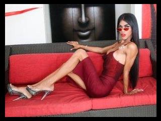 Big Cock Anal Starring Flashy TS Paula