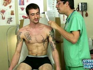 College Boy Physicals - Jake Riley