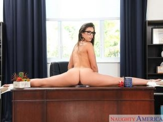 Naughty Office - Kelsi Monroe & Kyle Mason