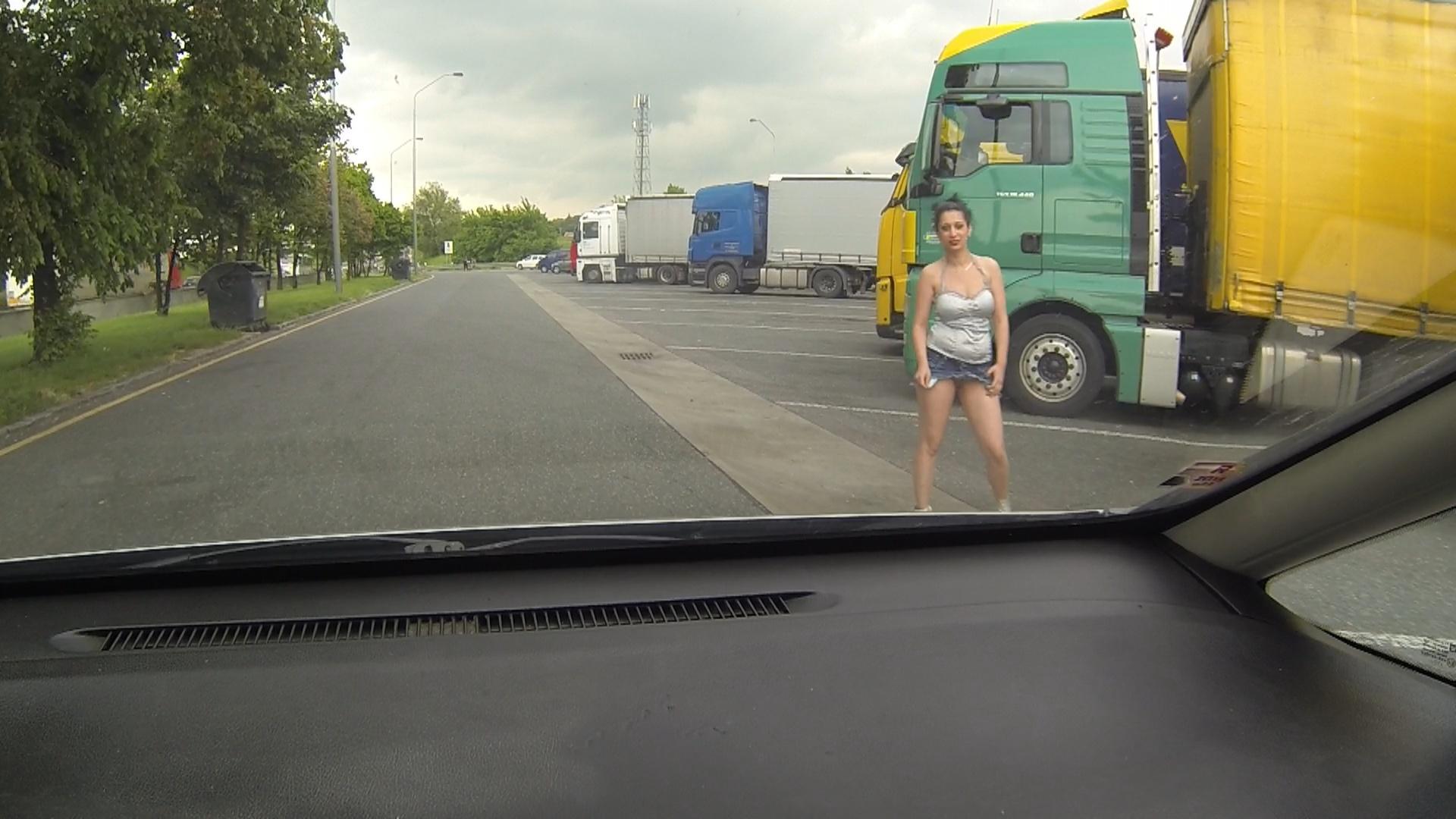 Чешская дорожные шлюхи