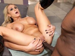 Alanah Rae Interracial Black Cock In Her Ass