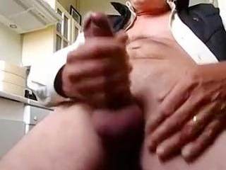 Juicy dude is having a good time in the bedroom an