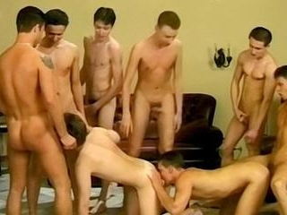 Smooth Hunk Gang Banged - Denrico & Zsolt