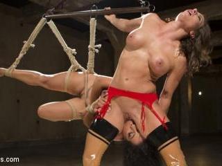 Loser\'s Smackdown 2: Tough Slut Training
