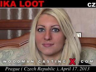 Erika Loot Woodman Casting X