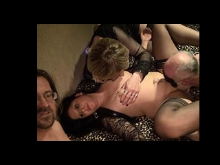 Amateur sex club action