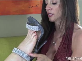 ariellaferrera.com and Lynn Vega Foot Worship