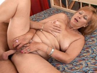 I Wanna Cum Inside Your Grandma #03