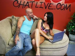 Barry gives a slut\'s training to would-be cam girl