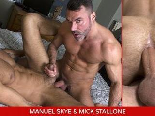 Manuel Skye & Mick Stallone