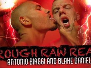 Antonio Biaggi and Blake Daniels