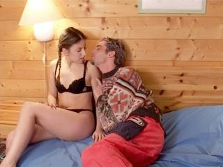 Adrianna Laurenti and phil holiday fuck together