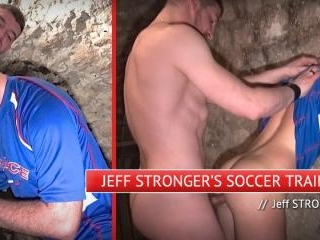 Jeff Stronger\'s Soccer Training Goes Deep