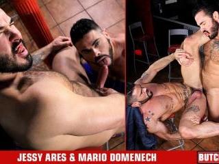 Jessy Ares & Mario Domenech