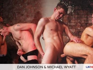 Dan Johnson & Michael Wyatt