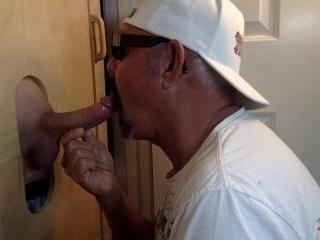Fucking Ass At The Gloryhole