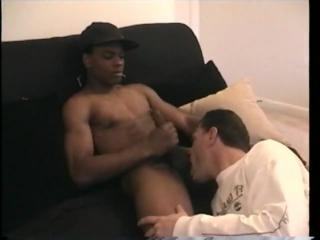 10 Inches Of Black Cock