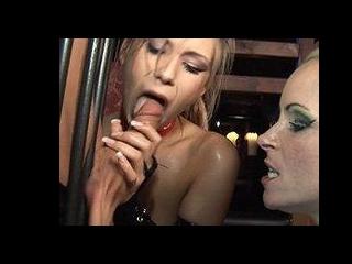 Two slutty Germans love to get nasty