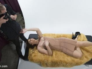 Horny Model Seduces Photographer and Teaches Him t