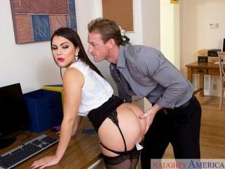 Naughty Office - Valentina Nappi & Ryan Mclane