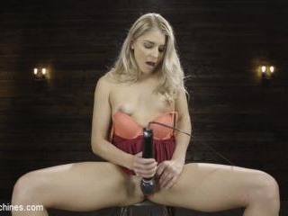 Fresh Meat - Nikki Peach in Bondage - Kink