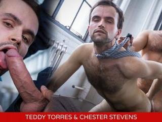 Teddy Torres & Chester Stevens