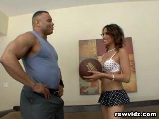 Renae Cruz Big Cock Fucking