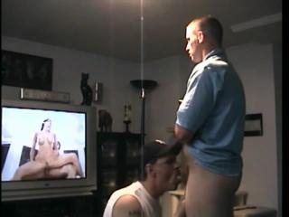 Marshall Blows a Geyser