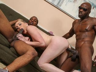 Miley May - Blacks On Blondes