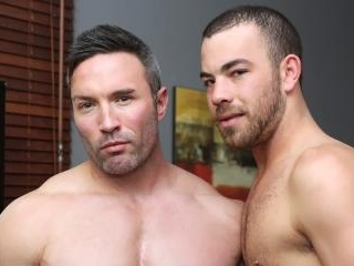 Brock Landon And Parker Perry - Muscle Top Brock L