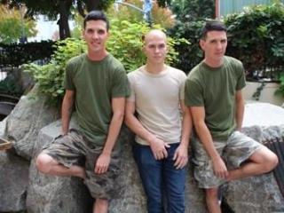 Richard Buldger, Jacob Stax & Michael Stax