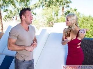 Neighbor Affair - Sarah Vandella & Johnny Castle