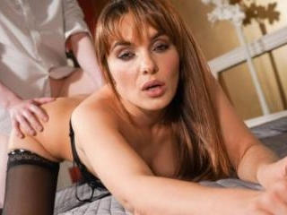 MILF Creampie From Younger Lover