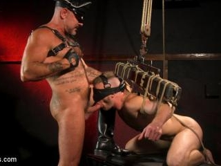 Pig Whore: Brian Bonds Gets Beat & Worships Daddy