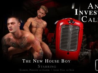 An Inspector Calls - Scene 1, The New House Boy