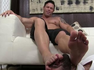 Truth or Dare Foot Worship - Joey
